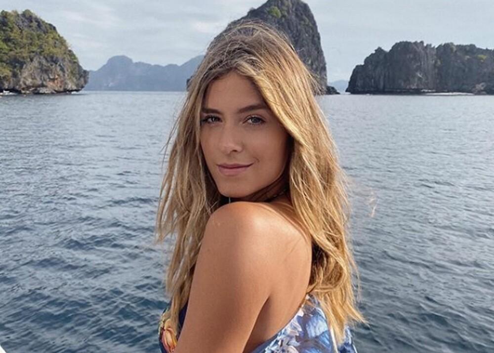 25084_Laura Tobón bronceándose - Foto Instagram