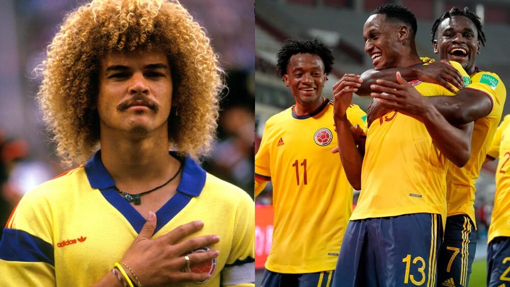 Carlos 'el Pibe' Valderrama sobre la Selección Colombia