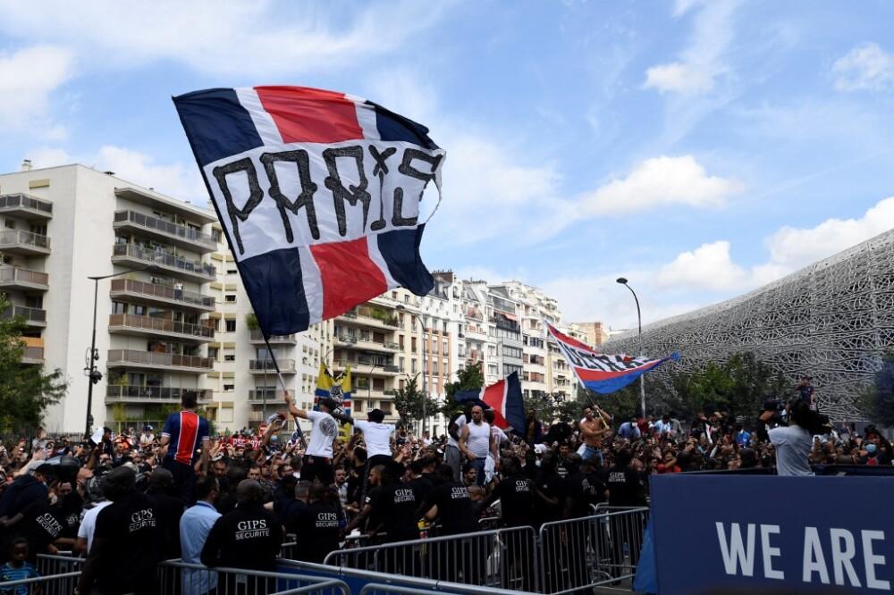 Messi en París