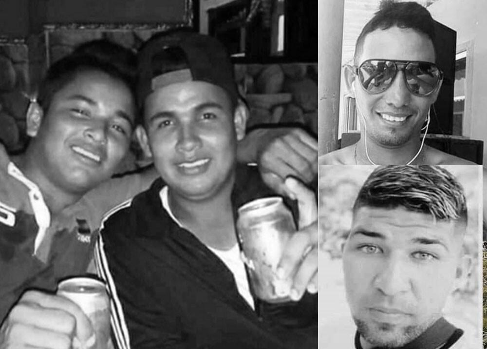 370315_Carlos Ariza - Alvaro Ariza - Jorge Luis guerrero viloria y Raul Cantillo