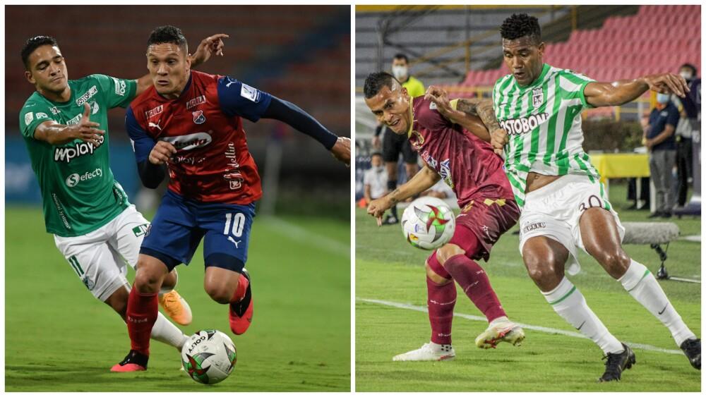 Programación de la segunda fecha de la liga colombiana II-2021