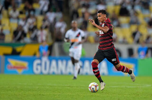 Richard Ríos, futbolista colombiano
