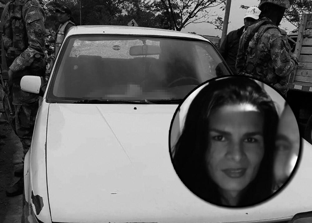Homicidio de Juliana Giraldo