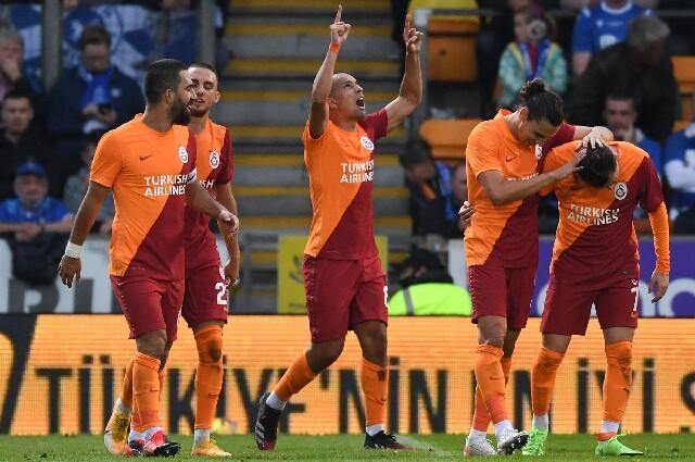 Galatasaray, en la Europa League