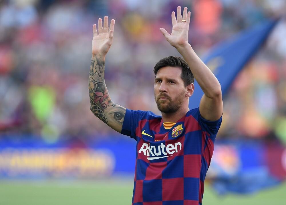 375508_Messi // Foto: AFP
