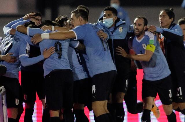 Selección de Uruguay para la Copa América