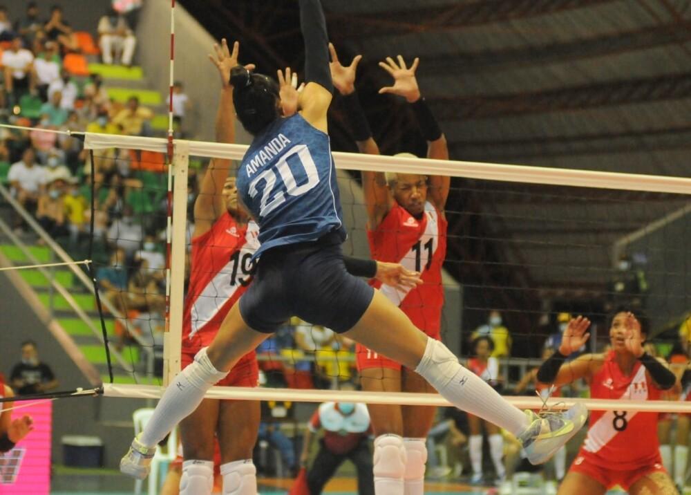 Selección Colombia de Voleibol femenina se quedó con un cupo para el Mundial de2022 MinDeporteCol.jpg