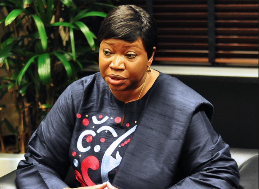fiscal general de la Corte Penal Internacional (CPI), Fatou Bensouda.png