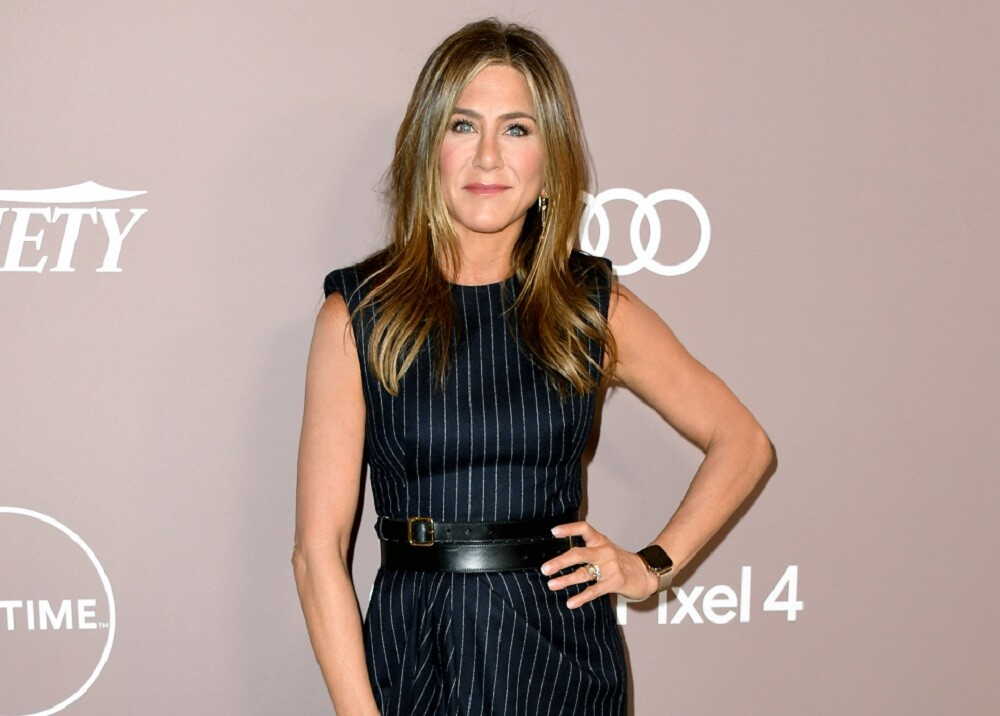 345875_BLU Radio. Jennifer Aniston / Foto: AFP