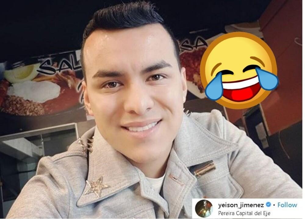 7141_La Kalle - Broma de La Kalle con Yeison Jiménez - Foto referencia Instagram