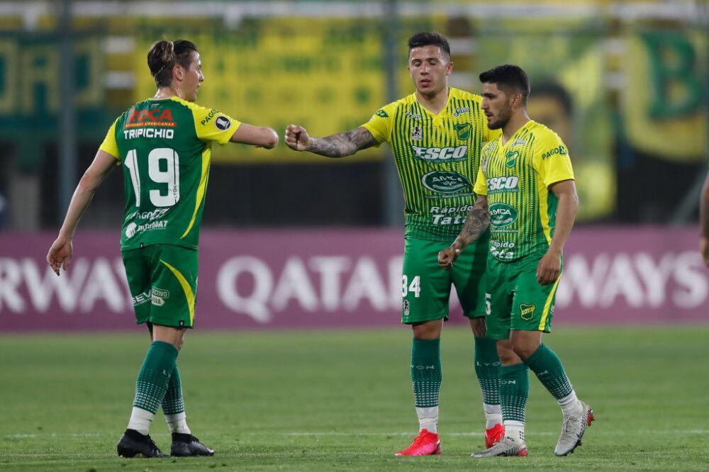 Defensa y Justicia v Delfín - Copa CONMEBOL Libertadores 2020