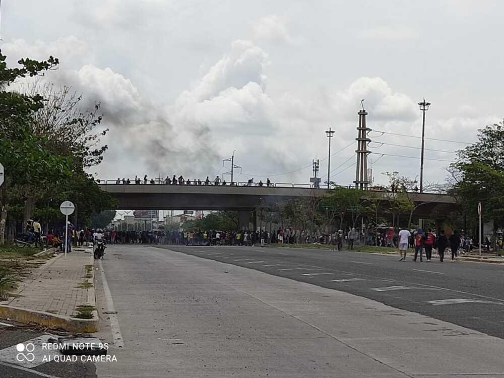 Protestas Barranquilla