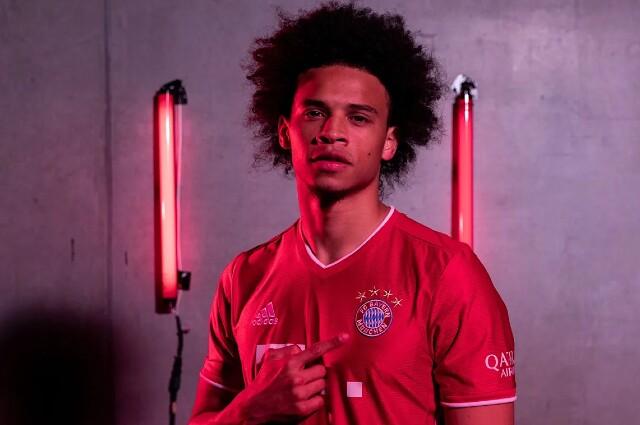Leroy Sané - Foto: Oficial Bayern Múnich