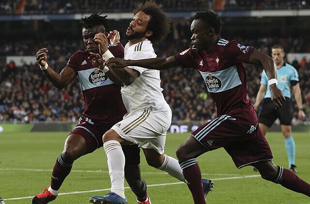 333689_Pione Sisto en el Real Madrid vs. Celta