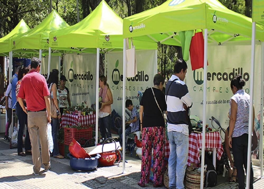 370672_BLU Radio. Mercadillos Campesinos / Foto: Alcaldía de Bucaramanga