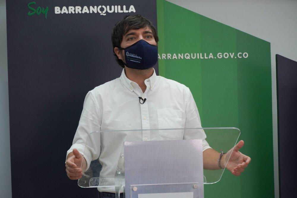 376085_Jaime Pumarejo. Foto: Alcaldía de Barranquilla