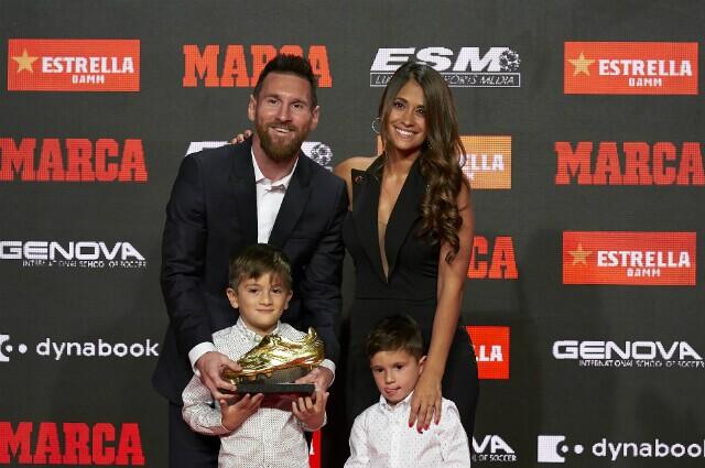 323126_Lionel Messi y Antonella Roccuzzo