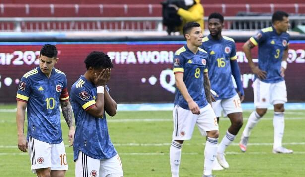 La Selección Colombia y una completa vergüenza: cayó 6-1 en su visita a  Ecuador y quedó en crisis