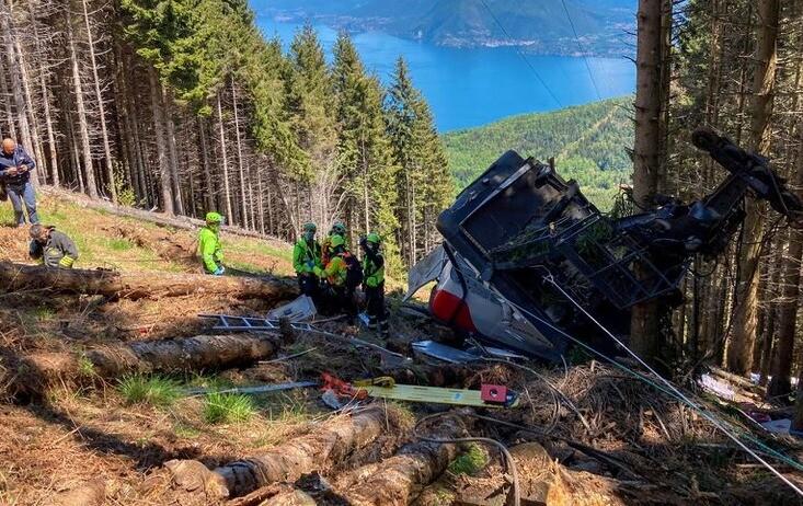Tragedia en Italia por caída de cabina de teleférico.jpeg