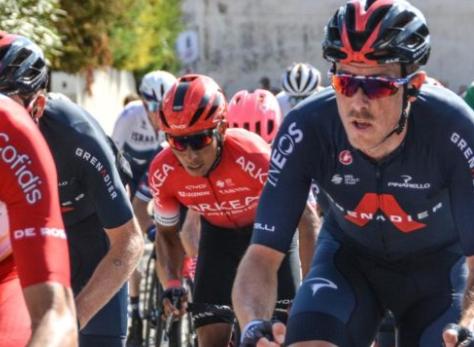 Nairo Quintana fue 19 en el Trofeo Laigueglia.