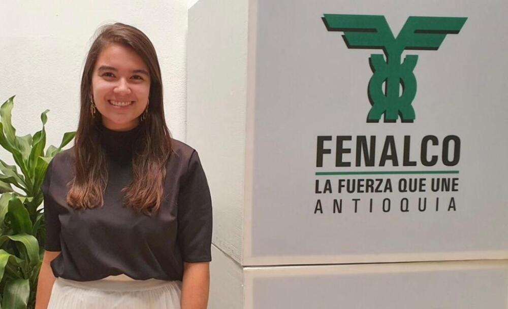María José Bernal, directora ejecutiva de Fenalco Antioquia.jpeg