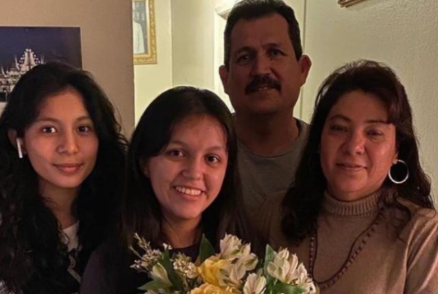 Joven hija de migrantes estudiará en Harvard
