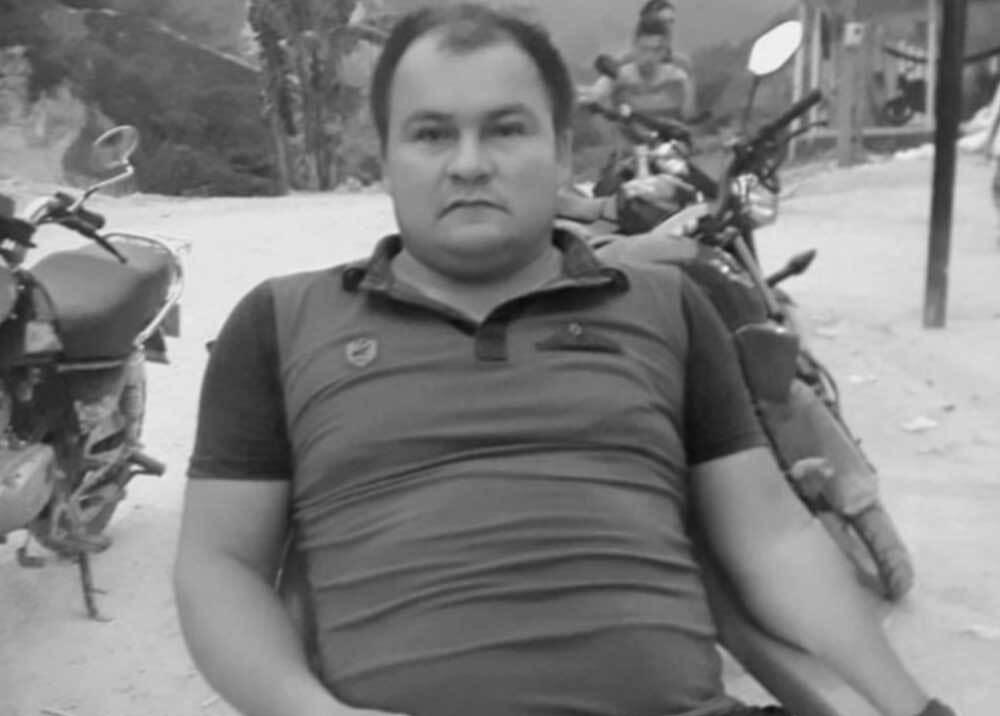 332620_BLU Radio // Dimar Torres, exguerrillero de Farc quien murió por disparo de un cabo del Ejército en El Catatumbo // Foto: partido Farc