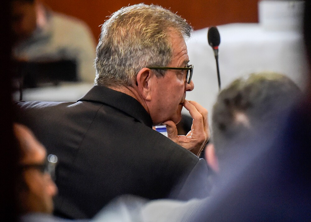 355153_General (r) Mario Montoya y falsos positivos / Foto: AFP