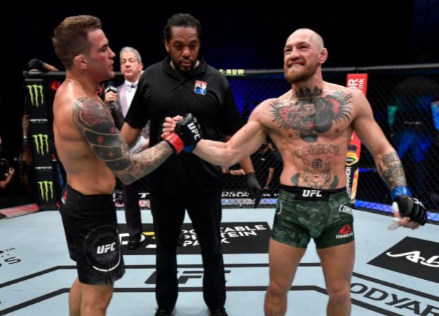 Conor McGregor y Dustin Poirier tendrán un nuevo combate en 2021.