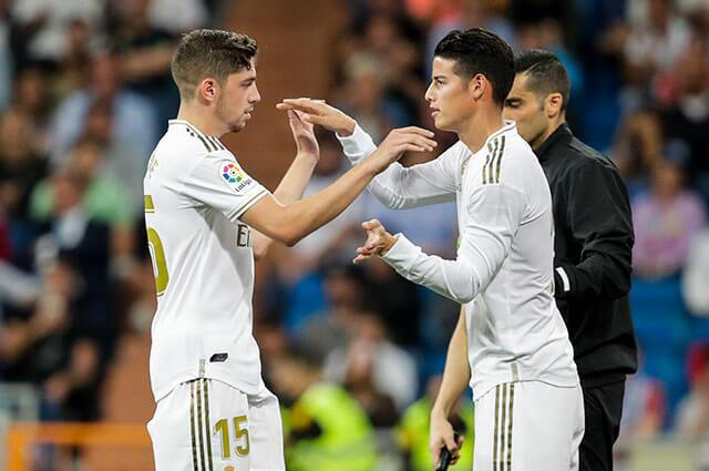 325337_Federico Valverde y James Rodríguez