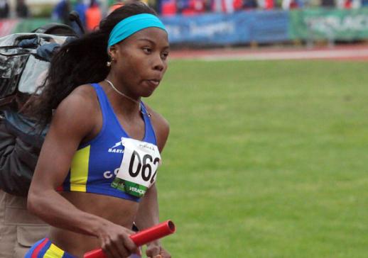 Evelis Aguilar representará a Colombia en los Juegos Olímpicos de Tokio 2020.