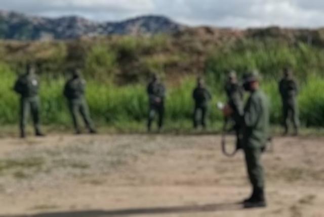 enfrentamiento disidencias ejército venezolano.png