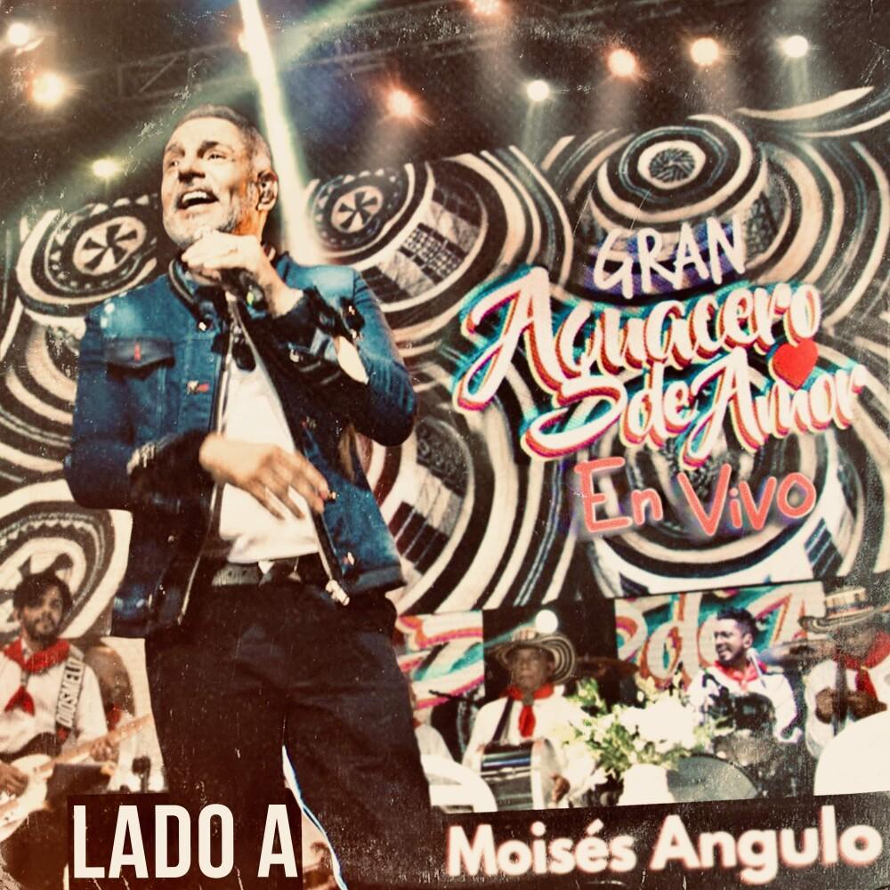 Moisés Angulo presenta su nuevo lanzamiento.