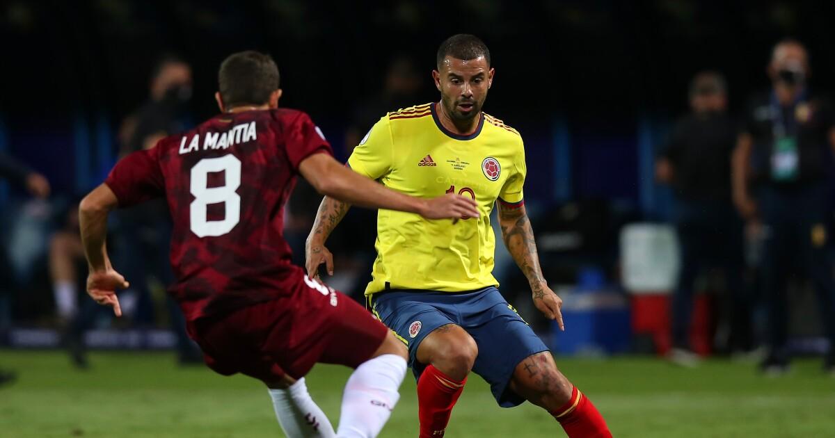 La Selección Colombia, hoy y siempre con un volante de creación, con un número '10'