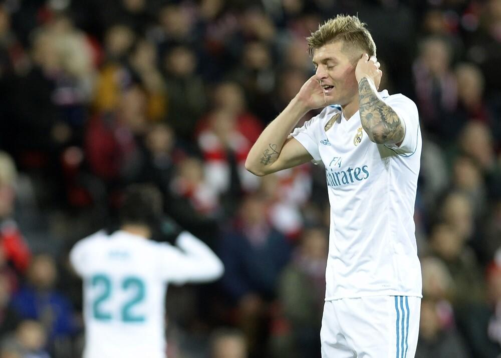 301021_BLU Radio. Toni Kroos jugador del Real Madrid / Foto: AFP