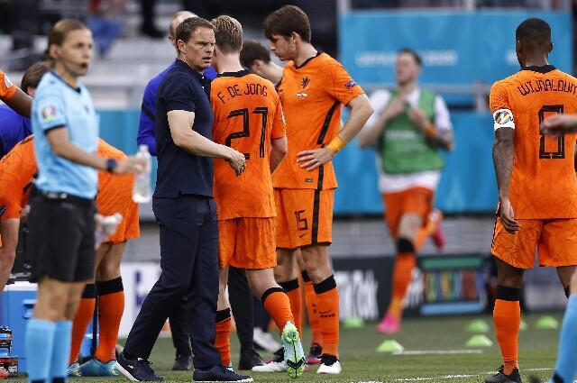 Técnico de la Selección de Países Bajos