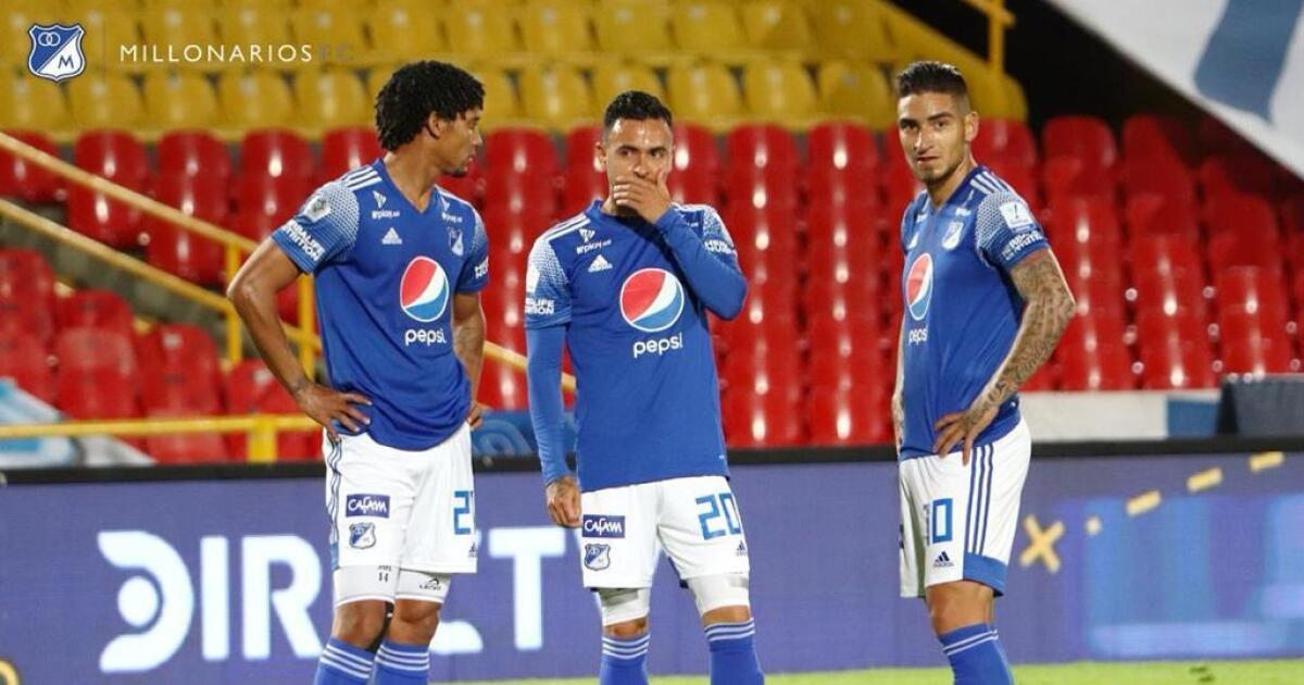 Millonarios vs Rionegro: Santiago Montoya, principal novedad en la convocatoria