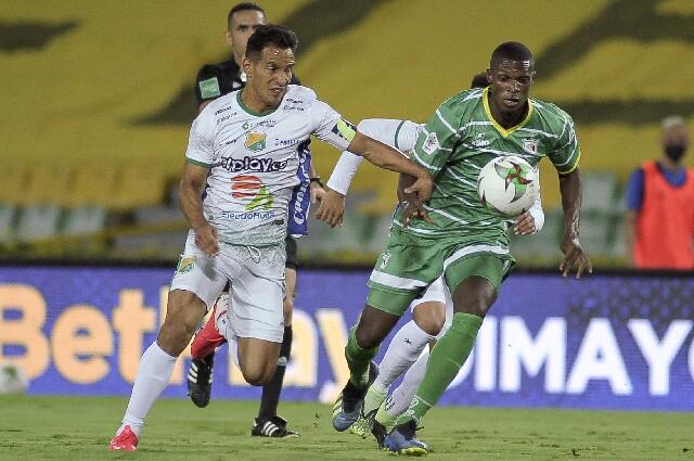 Huila y Quindío, en el fútbol colombiano