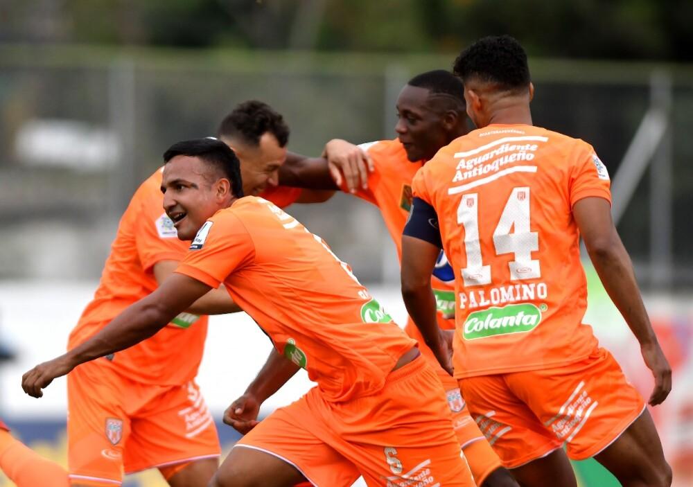 Envigado F. C. vs Atlético Bucaramanga