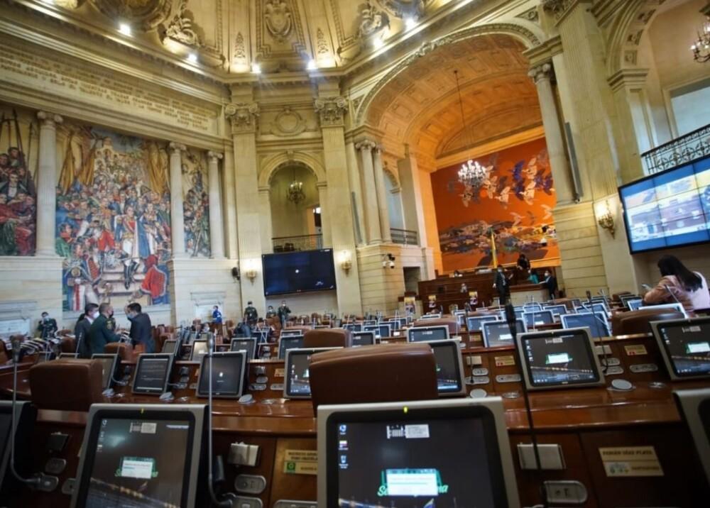 Cámara de Representantes Foto Twitter CamaraColombia.jpg