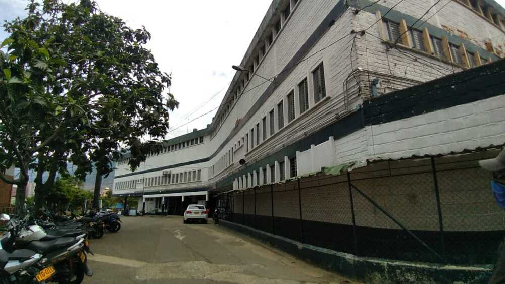 372168_En la cárcel se habían adelantado jornadas de desinfección. / Foto BLU Radio Antioquia