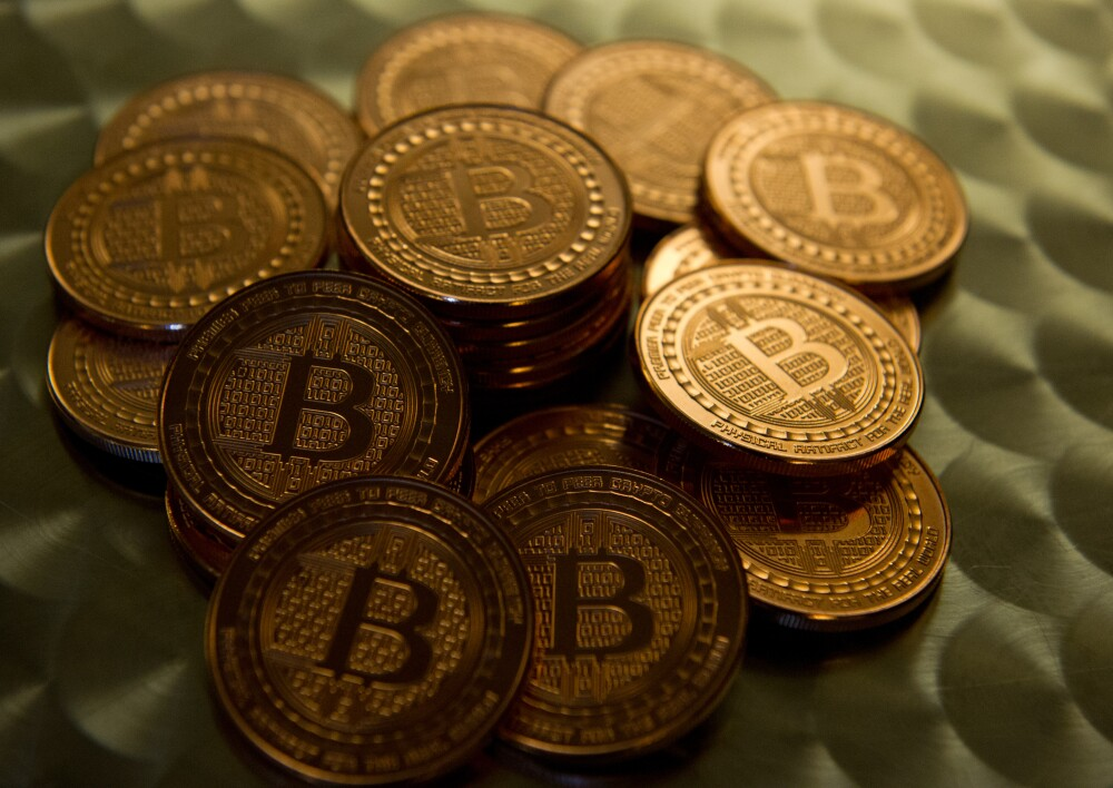 287493_BLU Radio. Bitcoins / Foto: AFP
