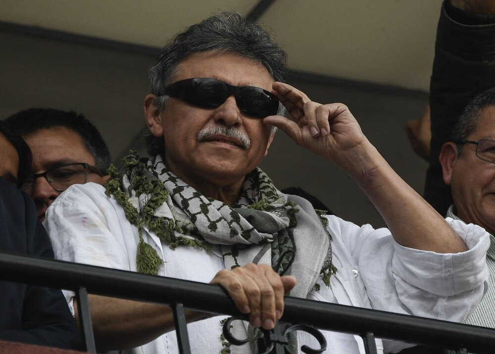 COLOMBIA-US-FARC-EXTRADITION-SANTRICH