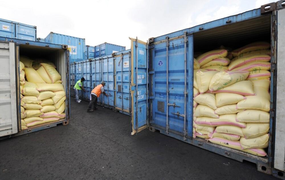 Importación de arroz