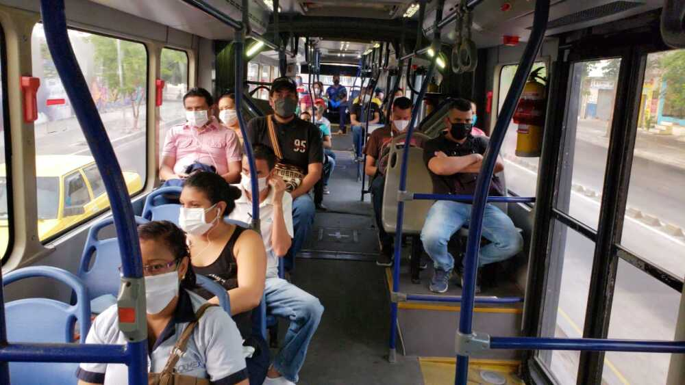 363499_BLU Radio // Transporte público en Barranquilla // Foto: cortesía