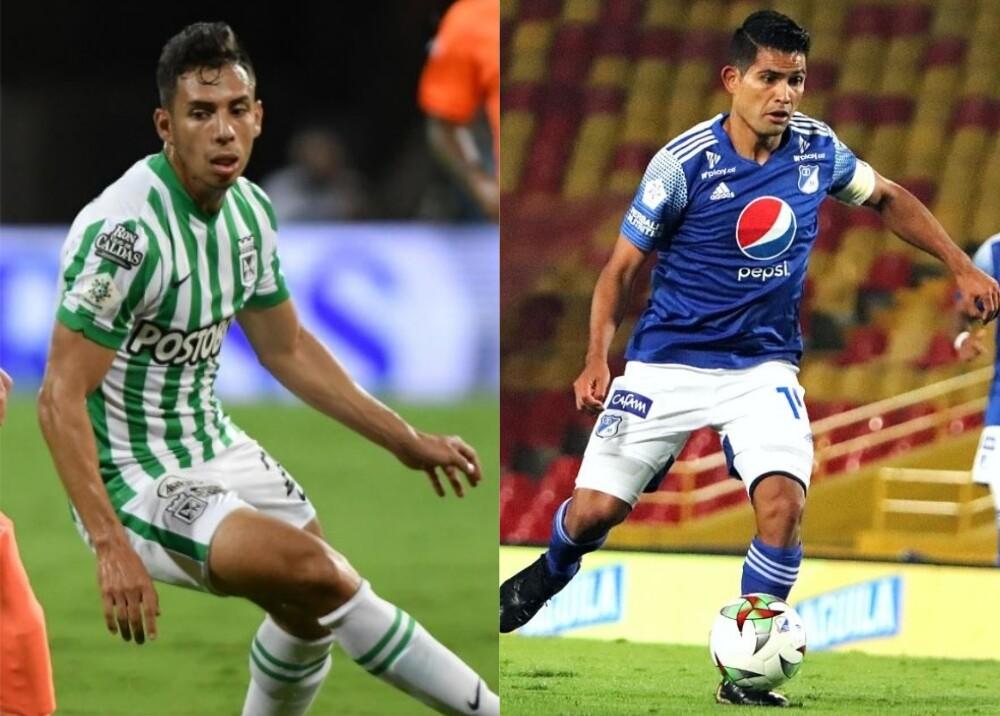 Nacional y Millonarios Foto Dimayor y Twitter MillosFCoficial.jpg