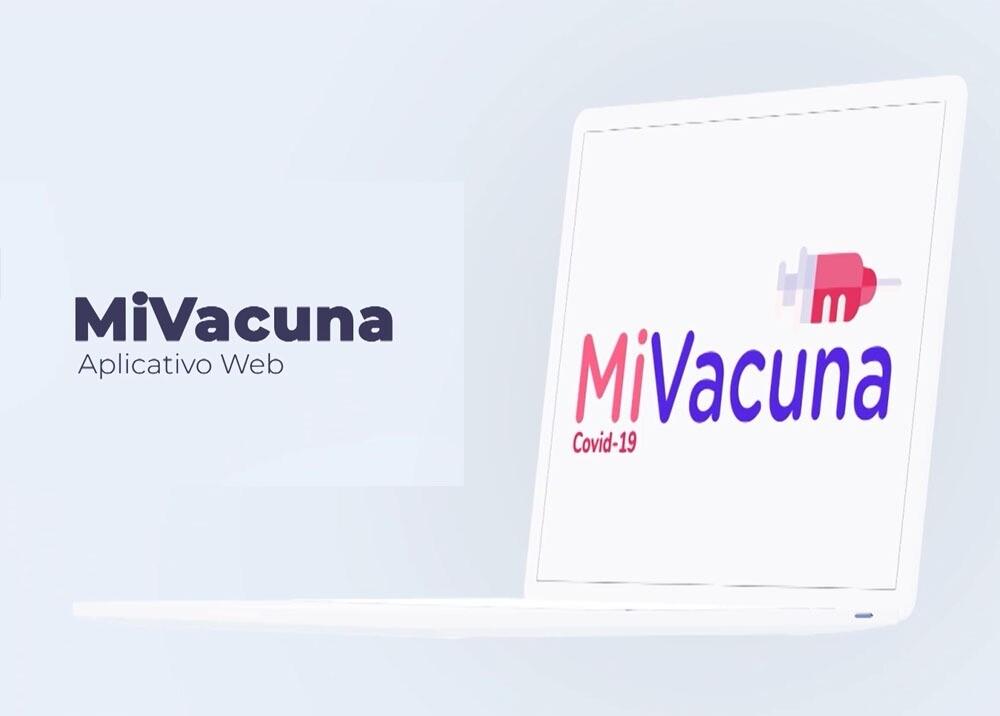 Portal Mi Vacuna.