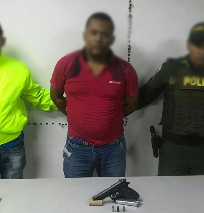 310959_Blu Radio / Captura de alias 'Yayo, El ojon' . Foto: Policía