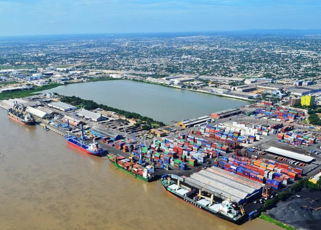 314095_Blu Radio/ Puerto de Barranquilla. Foto: Sociedad Portuaria de Barranquilla