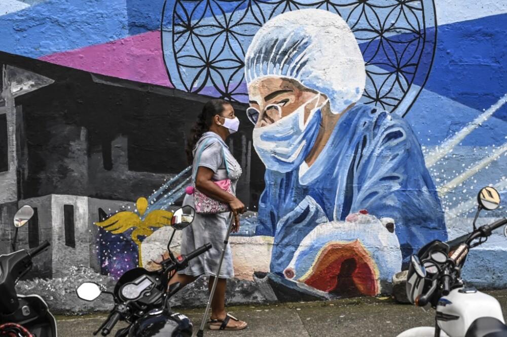 Pandemia en Medellín